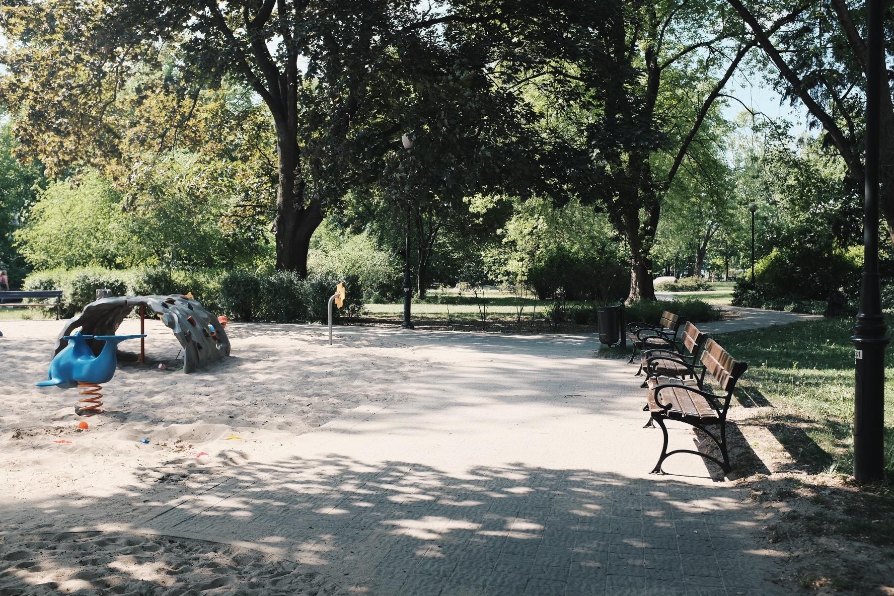 Żoliborz Plac Wilsona