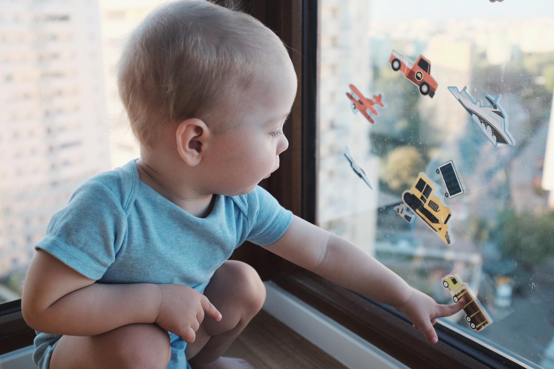naklejki dla dziecka wielorazowe