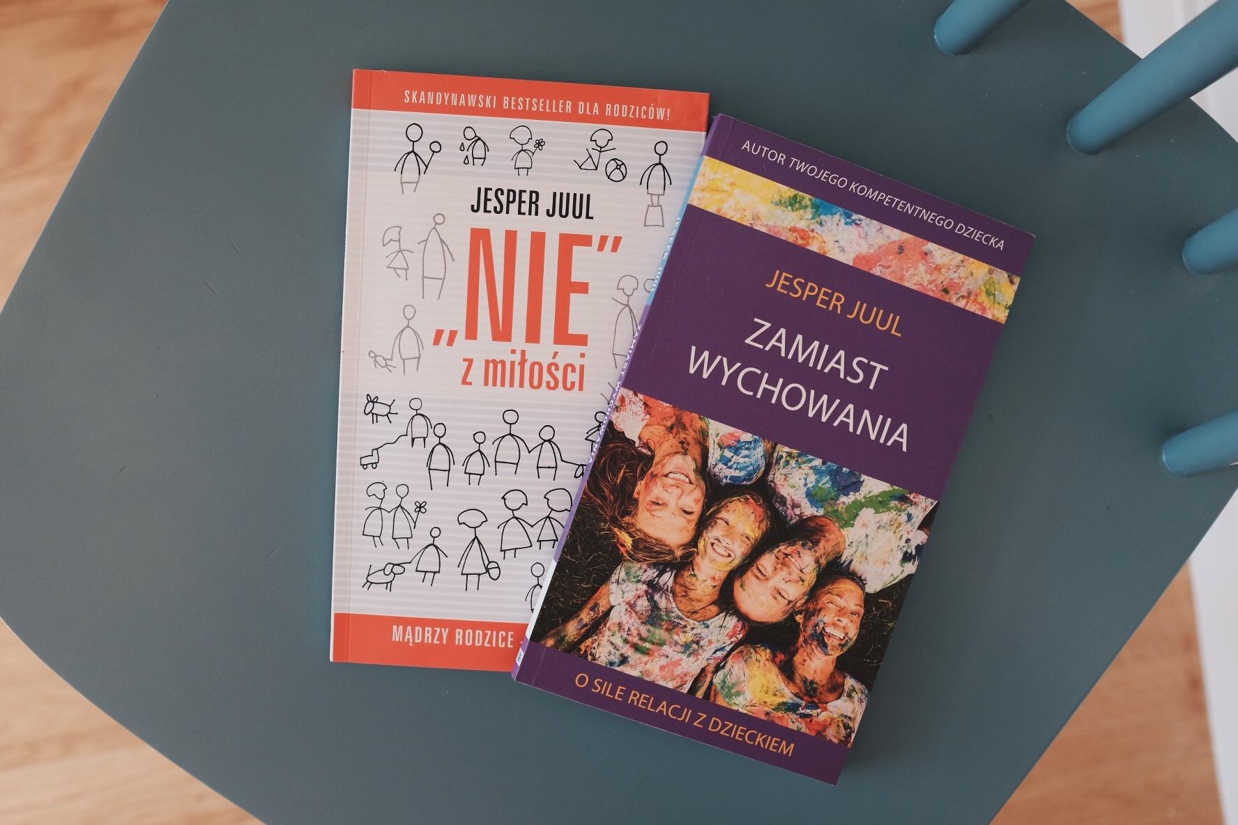 Jesper Juul książki