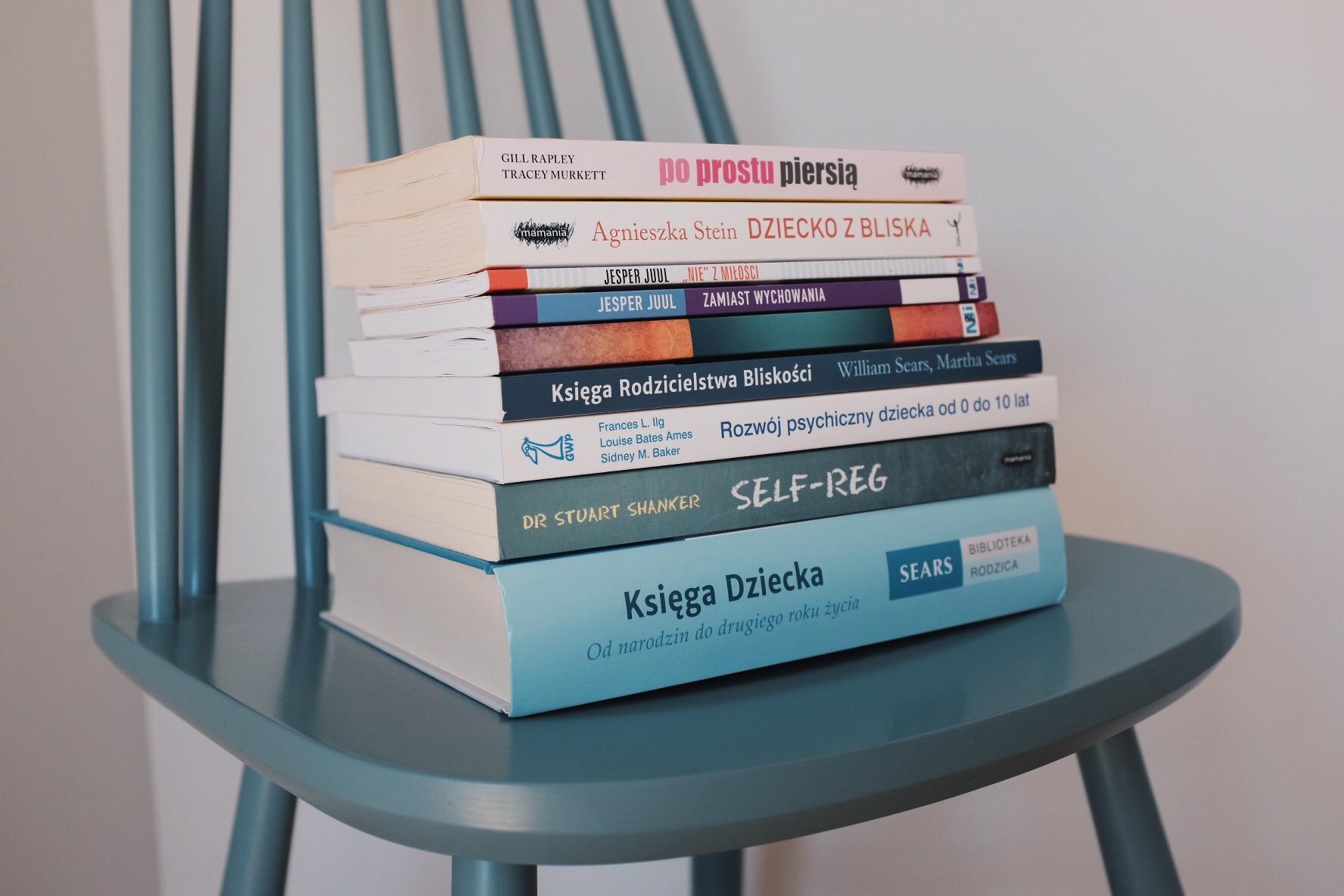 książki o dziecku wychowaniu